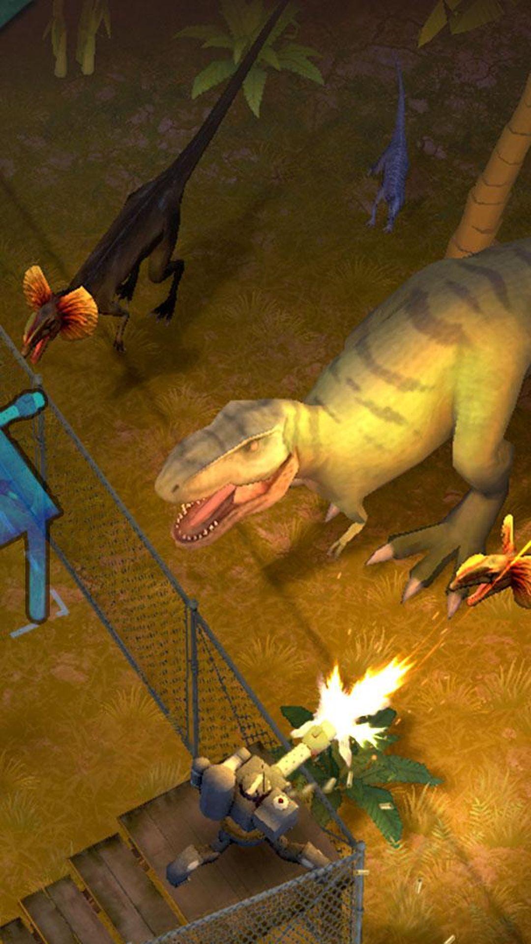 侏罗纪生存 APP截图