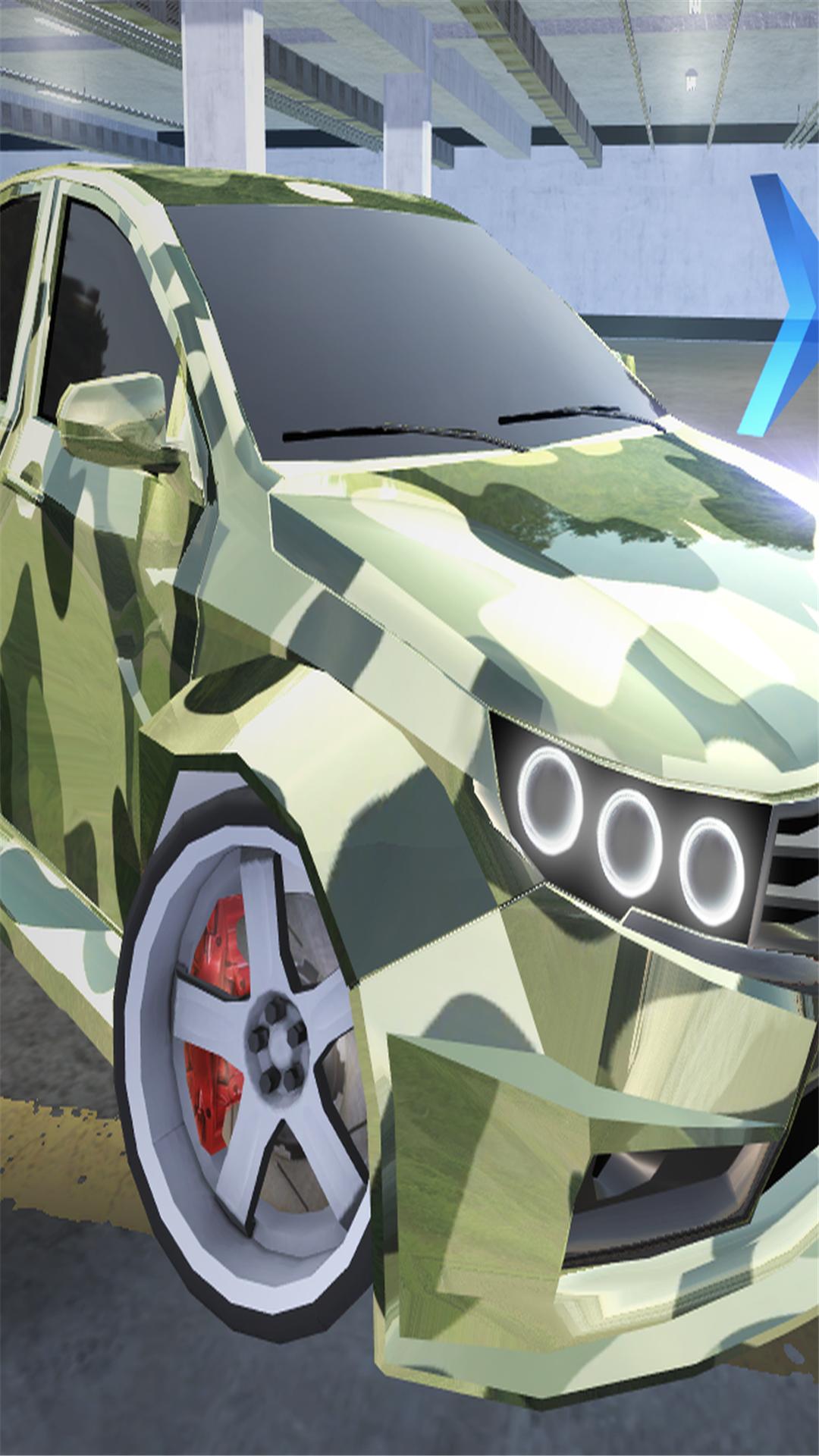 欧洲汽车模拟器 APP截图