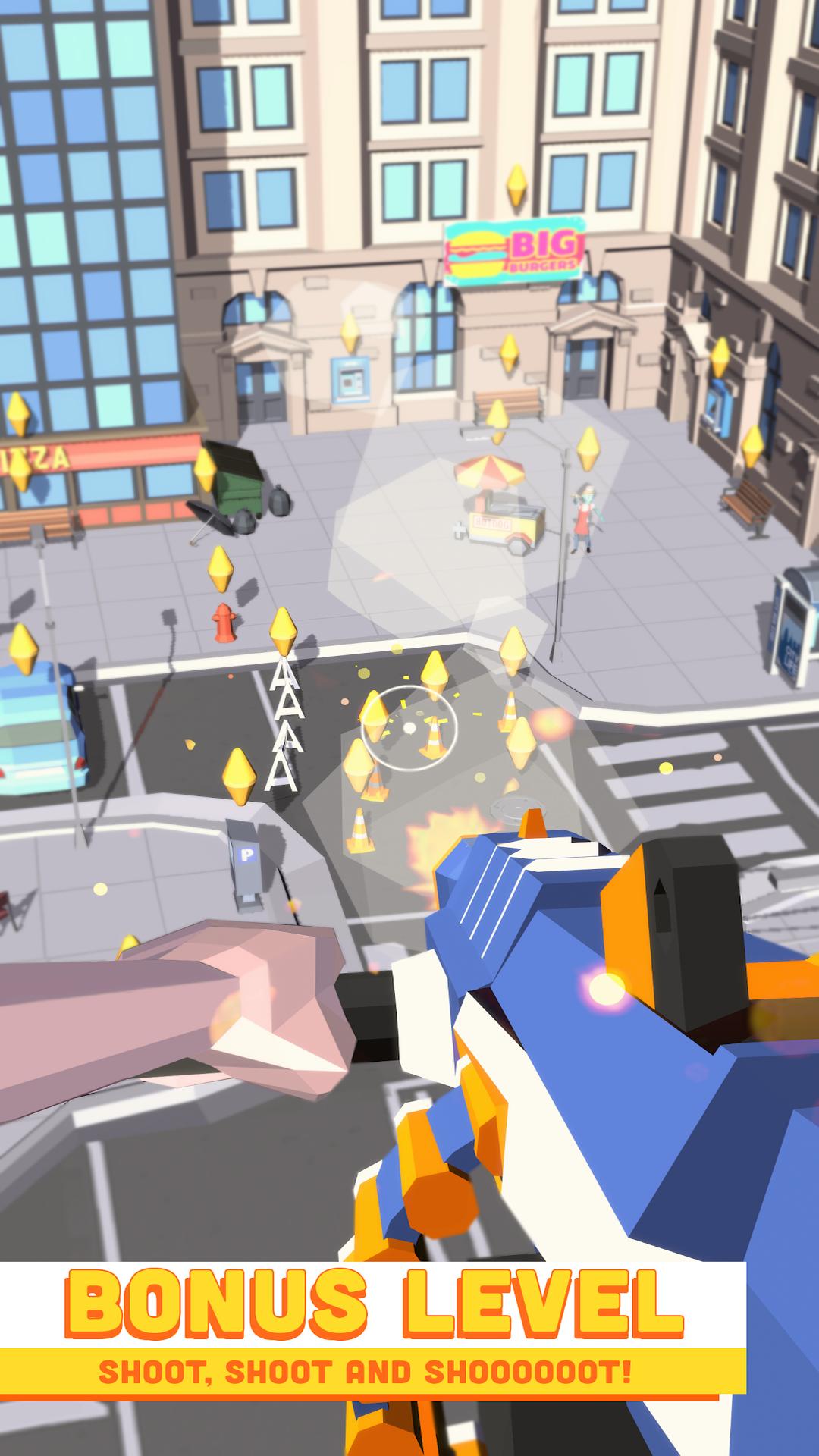 光头侦探:狙击手 APP截图