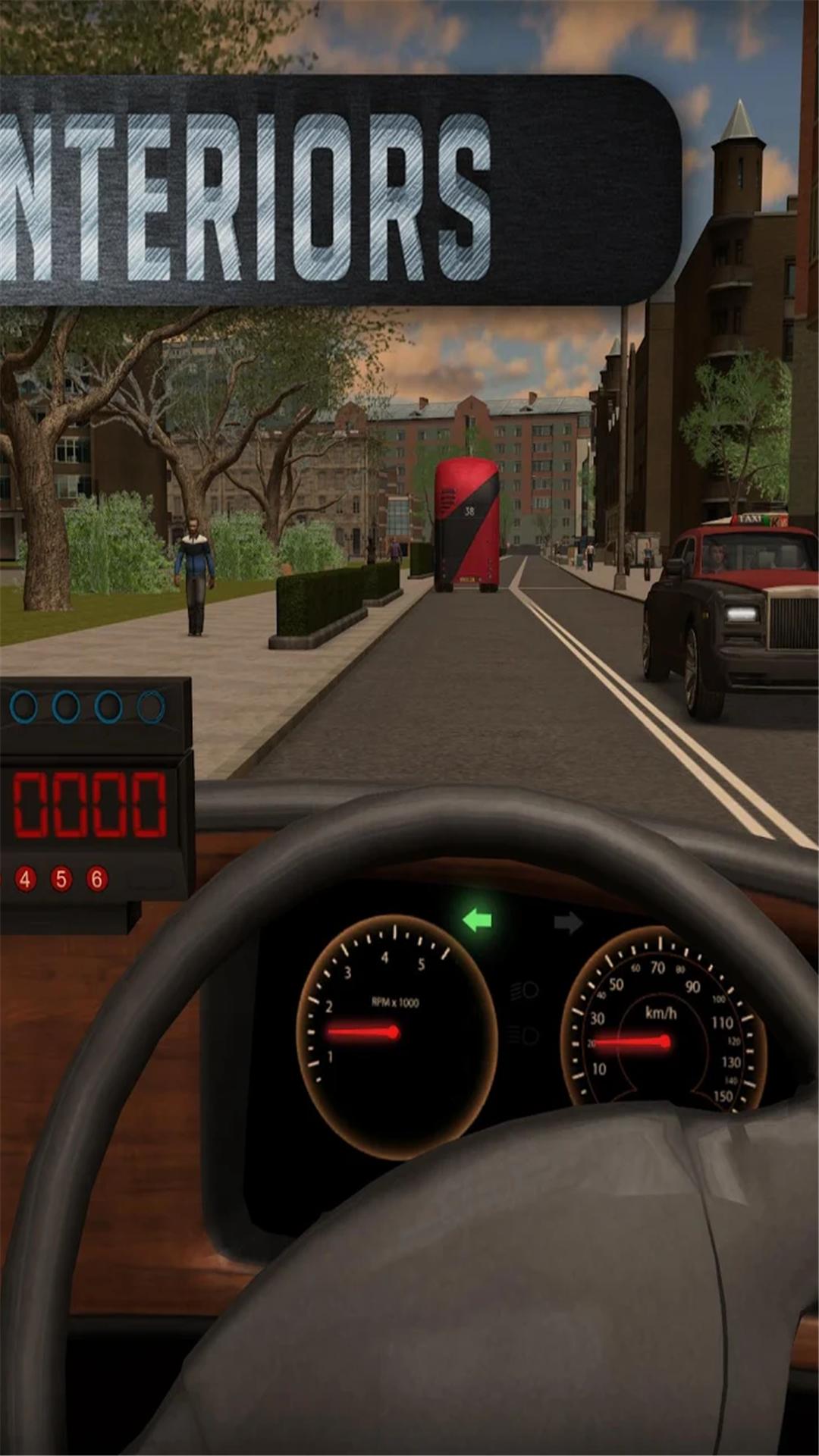 模拟出租车2019 APP截图
