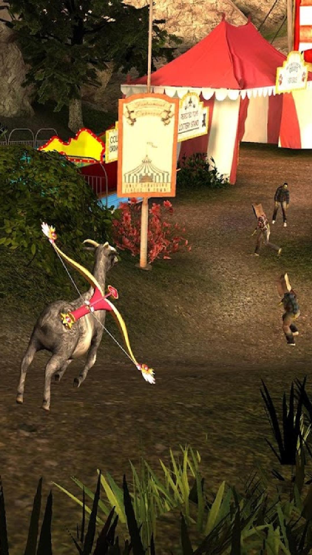 模拟山羊僵尸 APP截图