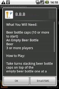 聚会和饮酒游戏 APP截图