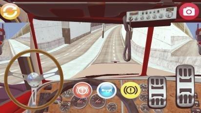 真实TR卡车驾驶游戏 APP截图