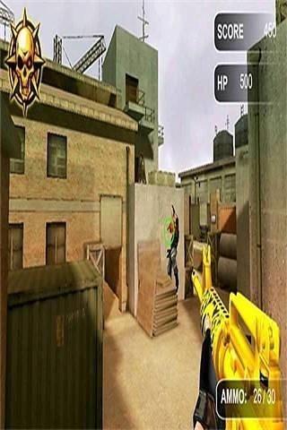爆头狙击手-黄金版 APP截图