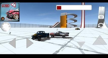 碰撞汽车模拟赛 APP截图
