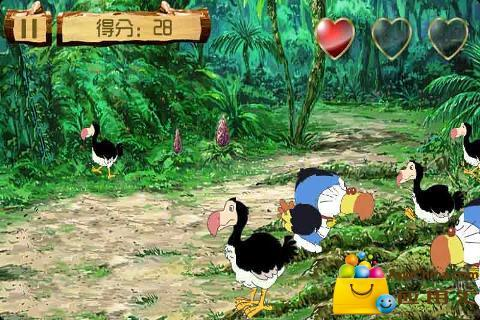 哆啦A梦 奇迹之岛 APP截图