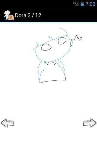 画画卡通人物 APP截图