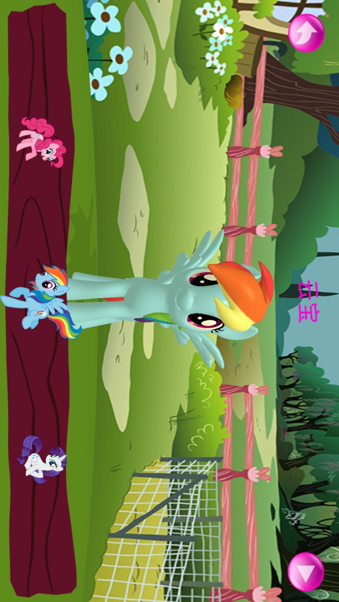 My Little Pony AR Guide APP截图