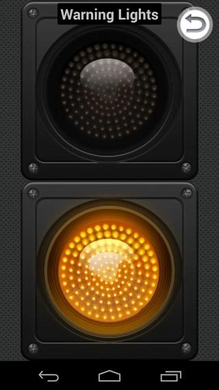 高级LED手电筒 APP截图