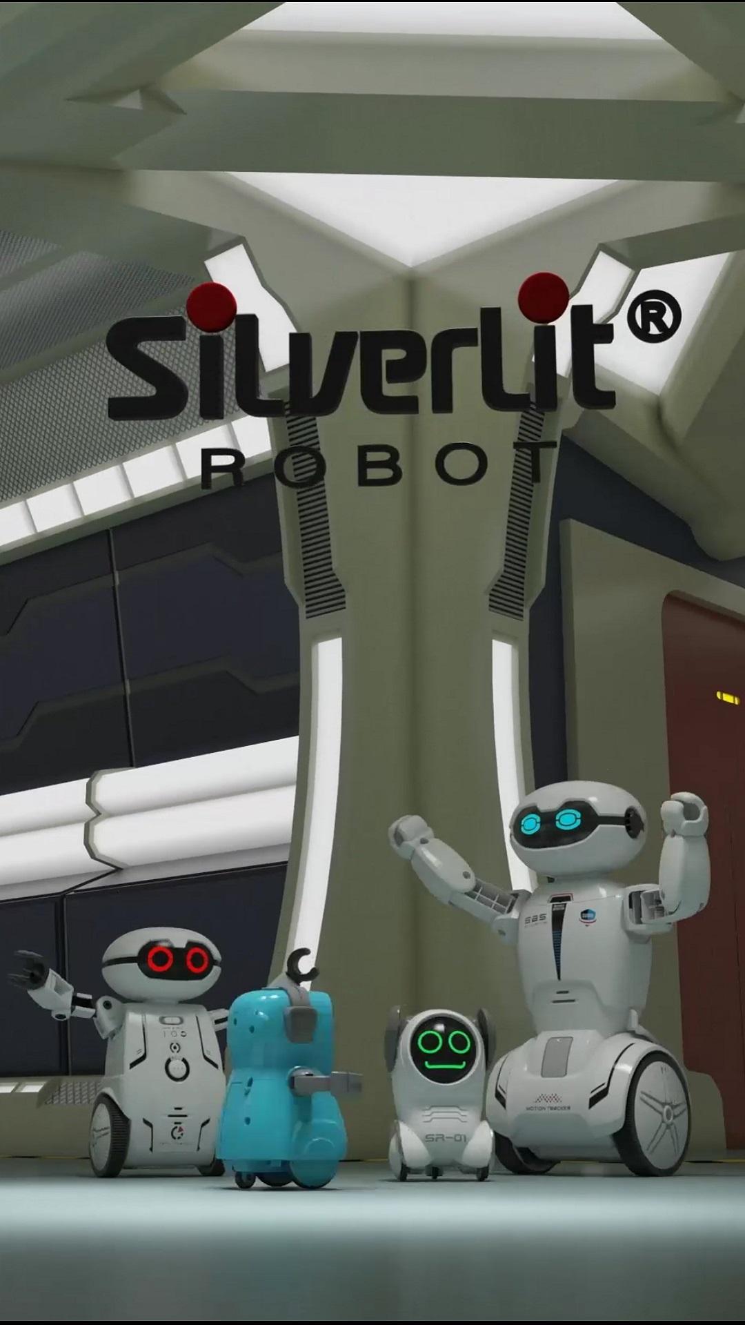 银辉机器人 APP截图