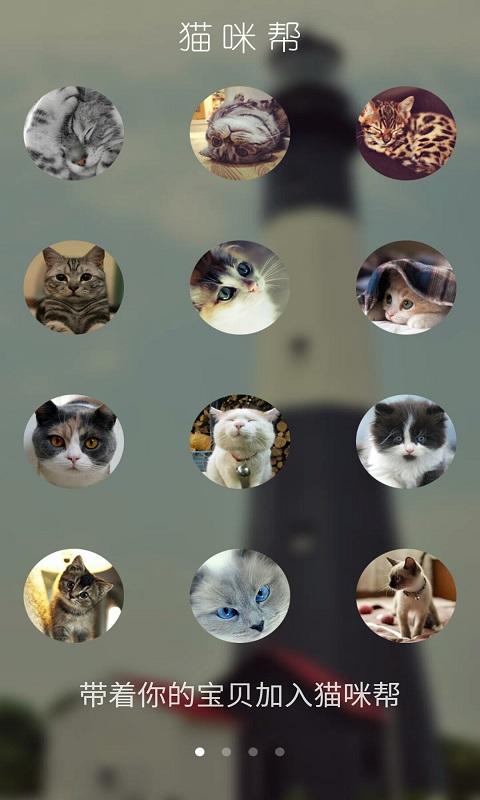 猫咪帮 APP截图