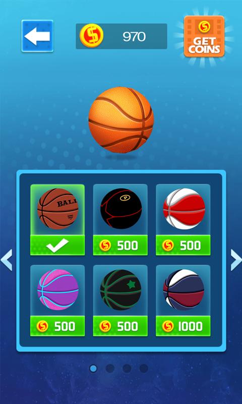 模拟街头篮球(最真实的街机投篮) APP截图