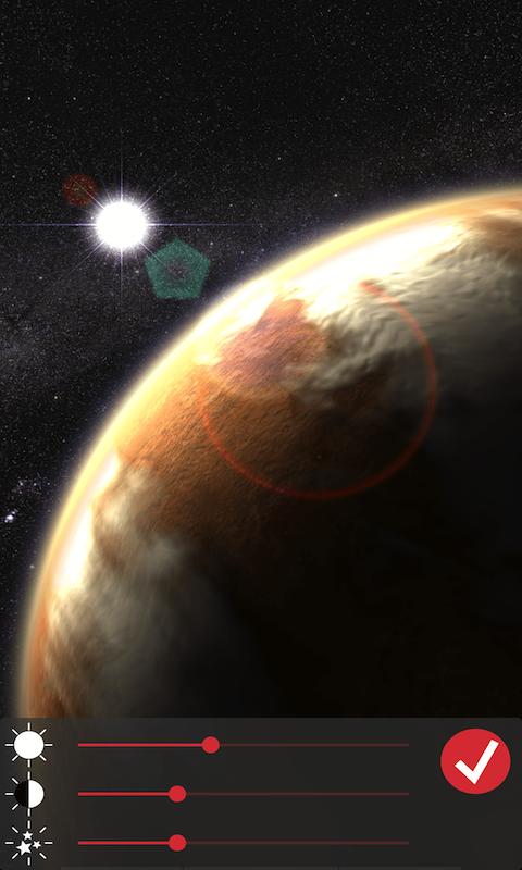 我的星球-金星 APP截图