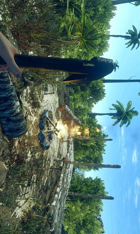 荒岛方舟生存模拟-丛林求生大作战 APP截图