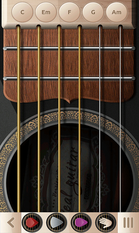真实吉他 APP截图