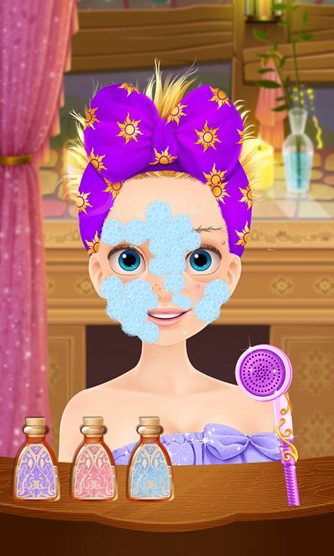 芭比公主梦幻美妆 APP截图