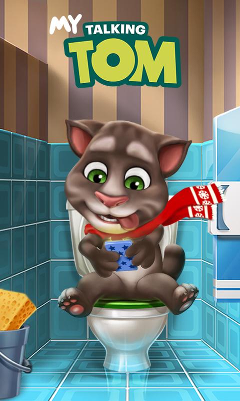 我的汤姆猫 APP截图