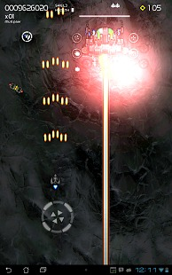 Xelorians免费 - 太空射击游戏 APP截图