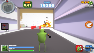 疯狂青蛙模拟器 APP截图