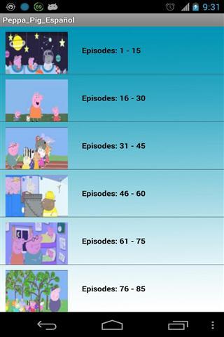 粉红猪动画片 APP截图
