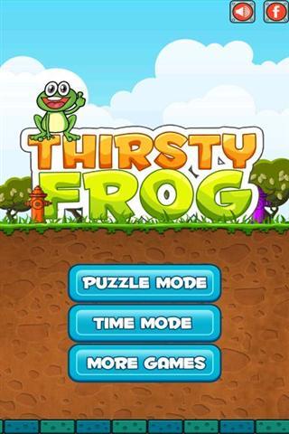 口渴的青蛙 Thirsty Frog APP截图