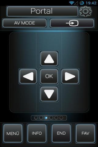 夏普智能遥控+ APP截图