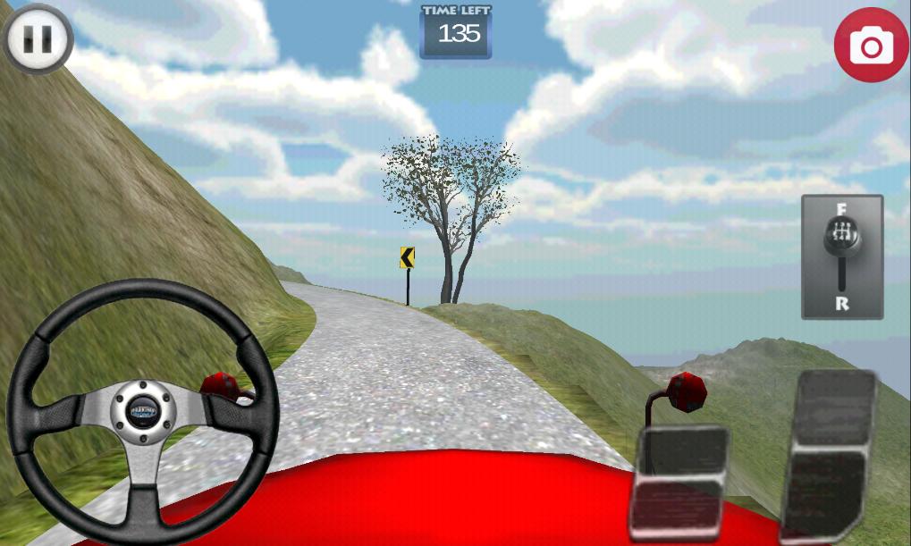 Truck Speed Driving 3D APP截图
