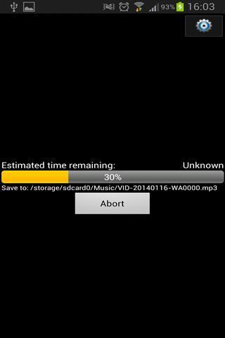MP3转换器 APP截图