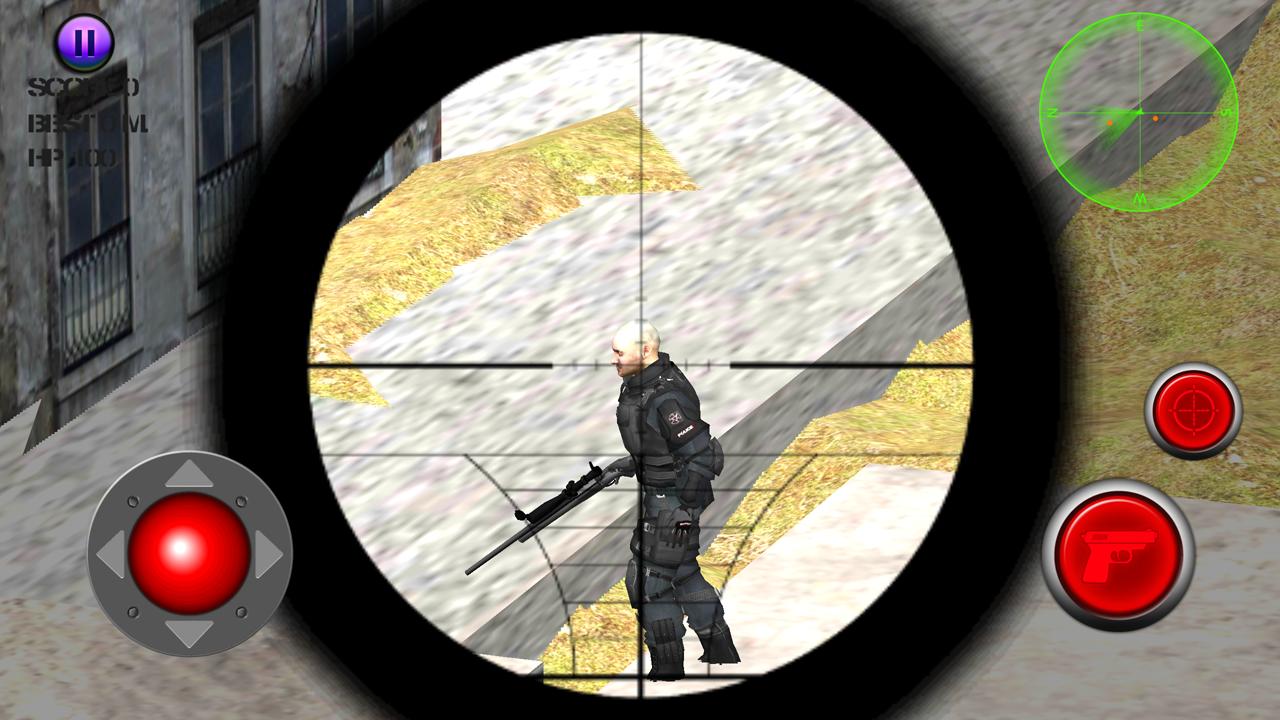 SWAT反恐 APP截图