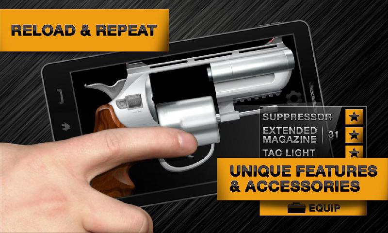 真实枪支模拟器 APP截图