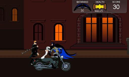 蝙蝠侠 APP截图