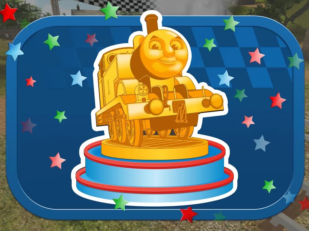 托马斯和朋友:快跑,托马斯!—速度挑战 (Thomas) APP截图