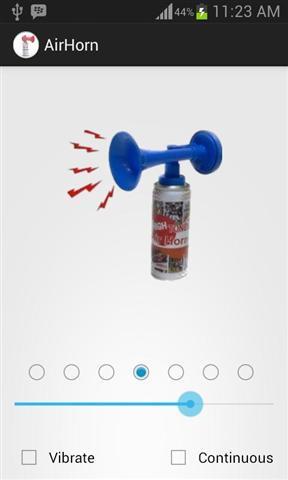 手机扬声器 APP截图