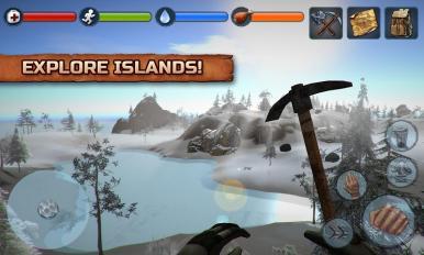 生存岛:冬季 APP截图