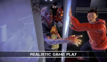 高中战斗最后一天:不死生存游戏 APP截图