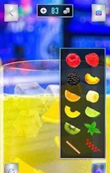喝果汁模拟器 APP截图