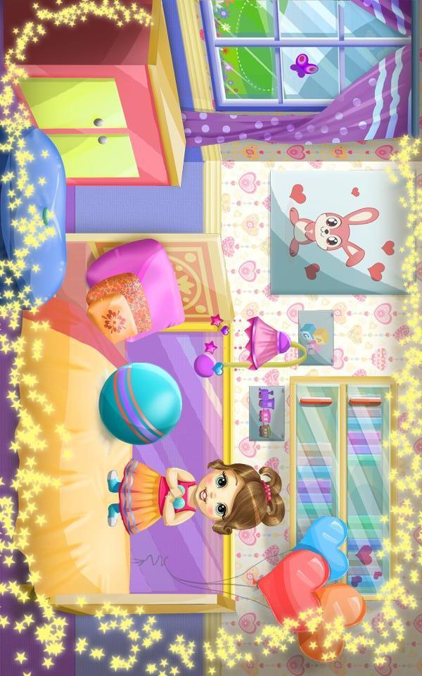 索菲亚房间装饰小游戏 APP截图