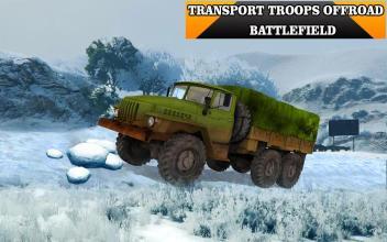 陆 军 货 运 卡车 模 拟 器:运 输 货 运 部 队 APP截图