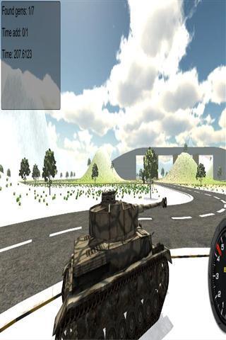 3D陆军坦克 APP截图