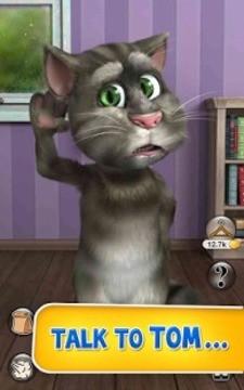 会说话的汤姆猫2 APP截图