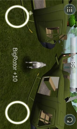 模拟山羊搞破坏 APP截图