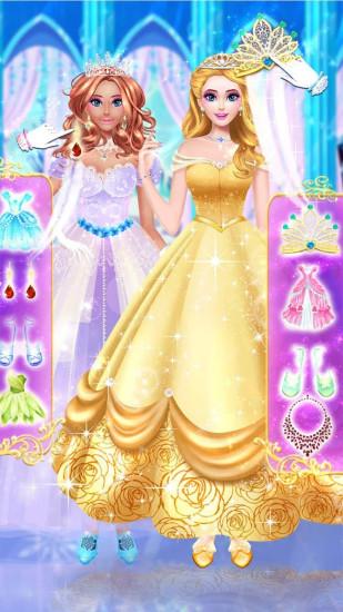 华丽公主:装扮化妆 APP截图