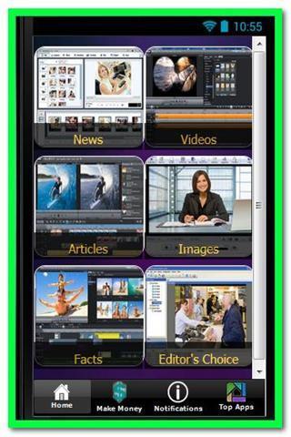 视频软件 APP截图