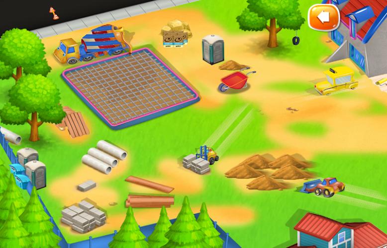 建设城市 儿童游戏 APP截图