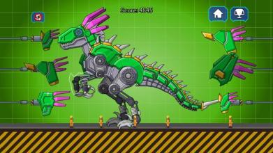 机器恐龙速龙大战 APP截图