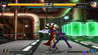 Guide King of Fighters 2002 APP截图