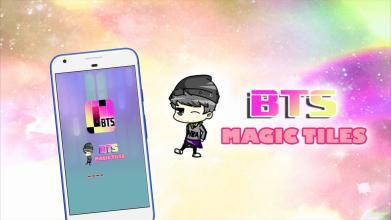 Magic Tiles BTS APP截图