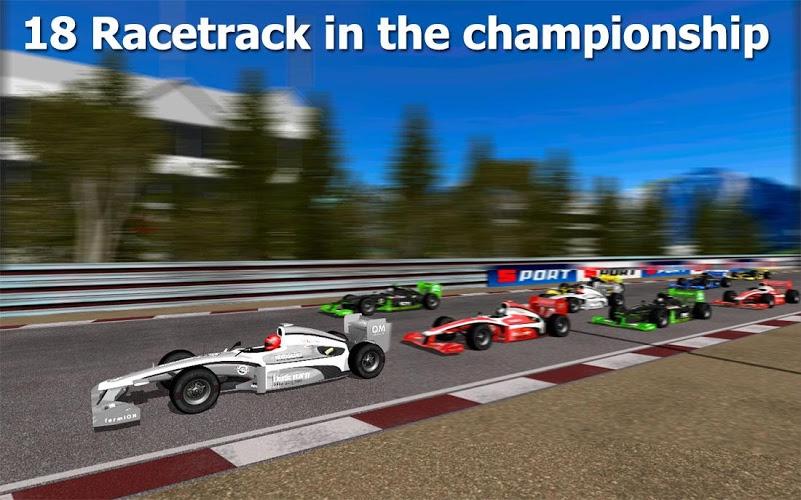 终极方程式2014 Formula Unlimited 2014 APP截图
