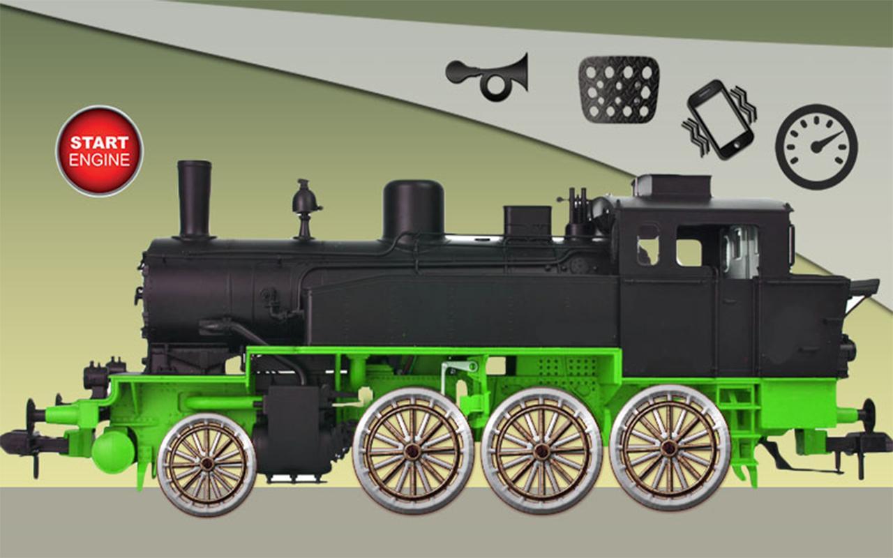 火车游戏的孩子 APP截图