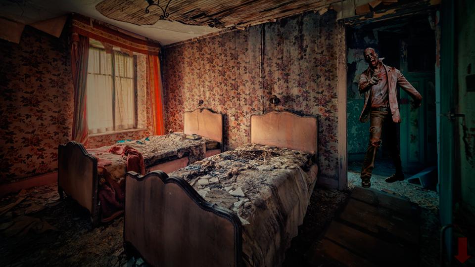 被遗弃的房子 APP截图